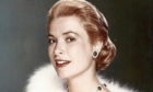 A portrait of Grace Kelly in 1954, the year she won an Oscar for The Country Girl