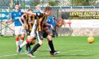 Filip Helander was on the mark when Rangers visited East Fife in last season's Betfred Cup