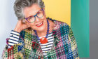 Prue Leith returns to the Great British Bake Off this week.