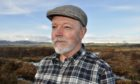 Andrew James Greig, an author who is a finalist in the William McIlvanney prize at Bloody Scotland.