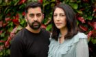 Humza Yousaf and Nadia El-Nakla, who went through a number of miscarriages.