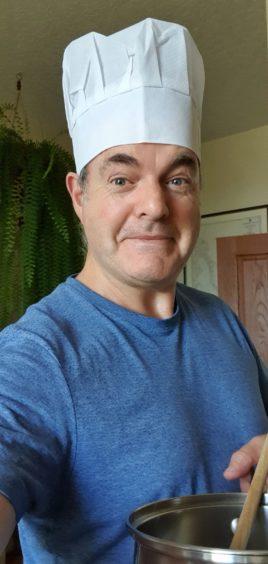 Norman Macleod, STV News at Six (North) anchor – Smoked salmon and scrambled eggs