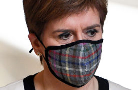 Nicola Sturgeon's message to students as guidance to be issued on returning to family homes