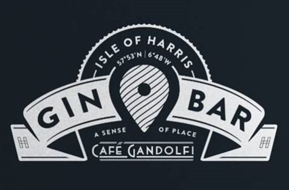The new Isle of Harris Gin bar will open next month in Glasgow City Centre.