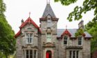 The baronial house which is now the UK's first all-vegan hideaway