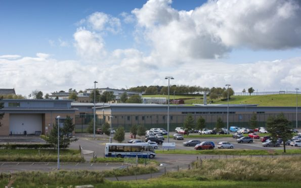 Carstairs Hospital.