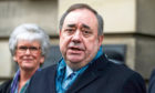 Alex Salmond speaks outside the High Court in Edinburgh after he was cleared of attempted rape and a series of sexual assaults, including one with intent to rape, against nine women, who were all either working for the Scottish Government or within the SNP at the time.