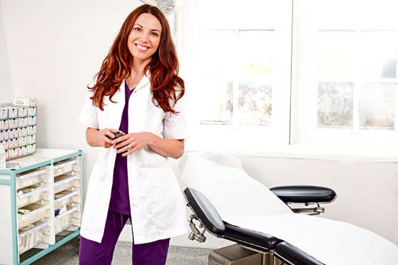 Dr Emma Claythorne, star of The Bad Skin Clinic, says skin is like the windows of our souls