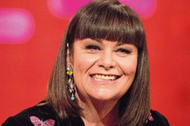 Meet the author: Dawn French on writing first novel in five years during lockdown