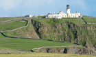 Sumburgh Head, Shetland.
