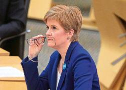 Sturgeon to announce five-tier plan of coronavirus measures for Scotland