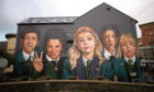 Derry Girls, Northern Ireland.