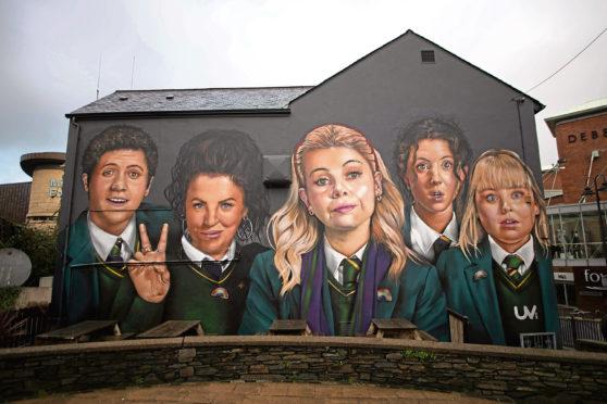 Derry Girls, Northern Ireland.