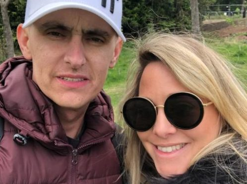 Keith and Rebecca had just 49 days of cancer free life in 2019, and have spent much of their short marriage battling with their separate cancers.