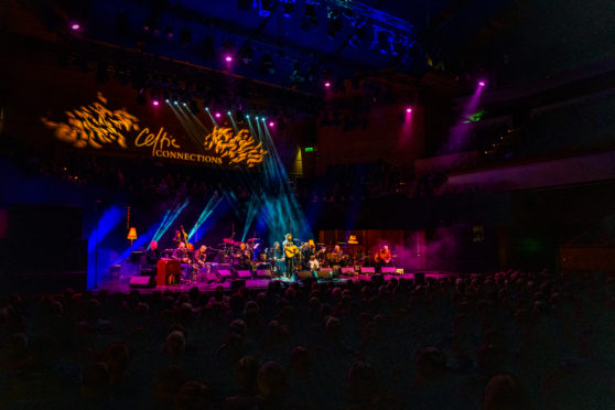 Celtic Connections at Glasgow Royal Concert Hall