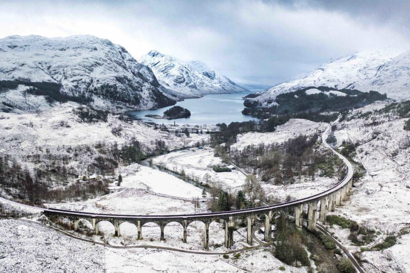 Chris Gorman, 'Majestic Winter'