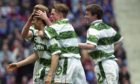 John Collins scored against Rangers with no Celtic fans there to witness it