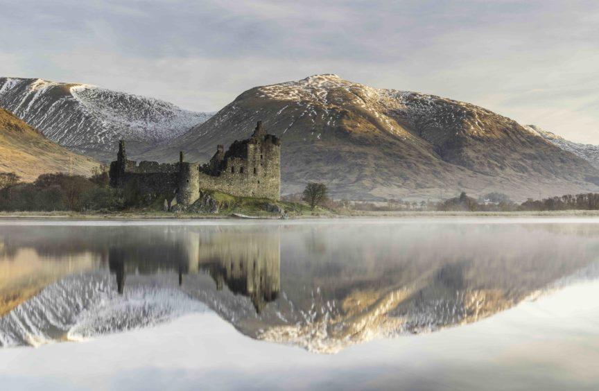 Gavin Crozier, Kilchurn Castle'