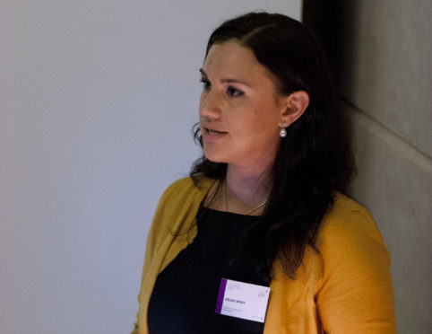 Helen Wray, Programme Manager, Foundation Scotland.
