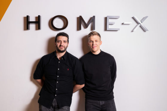 Nico Simeone and Michael Sim
