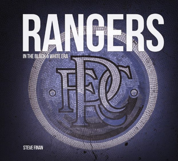 Rangers in the Black and White Era