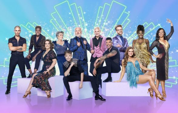 The Strictly line-up for 2020.