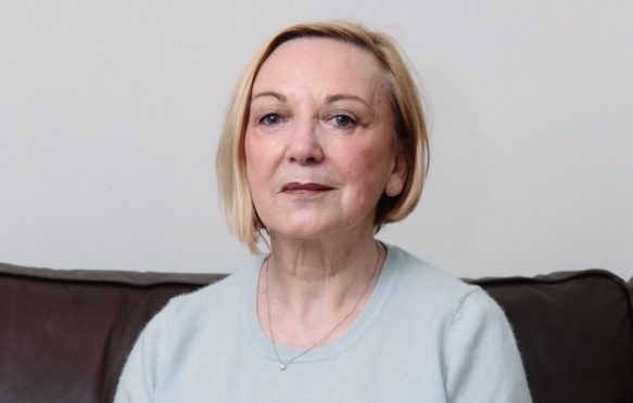 Sandra O'Neill, who lost her mother to Covid-19