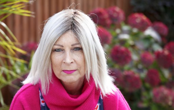 Karen Hilton, who has had her treatment trials for cancer postponed due to Covid.