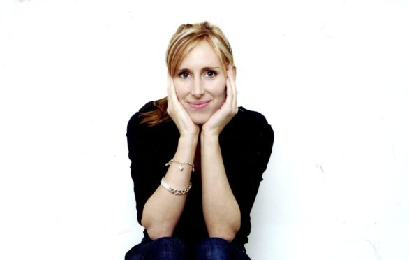 Best-selling author and illustrator Lauren Child, the former Children's Laureate