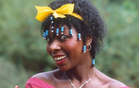 Floella Benjamin in 1983