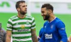 Shane Duffy and Connor Goldson have had contrasting starts to the season