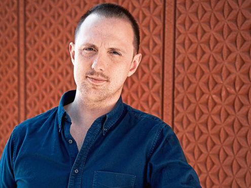 Author, Thomas McMullan.