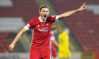 Aberdeen's Ryan Hedges