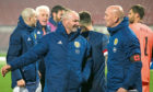 Scot Gemmill and Steve Clarke had contrasting fortunes with the national sides in Euro qualification.