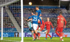 More players than fans on show in the build-up to Rangers' opener against Benfica in midweek.