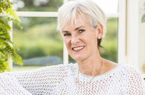 Sunday Post columnist, Judy Murray