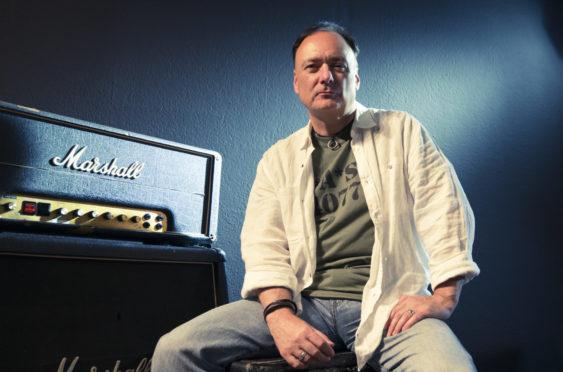 Ken Sunter is resurrecting his dreams of a music career
