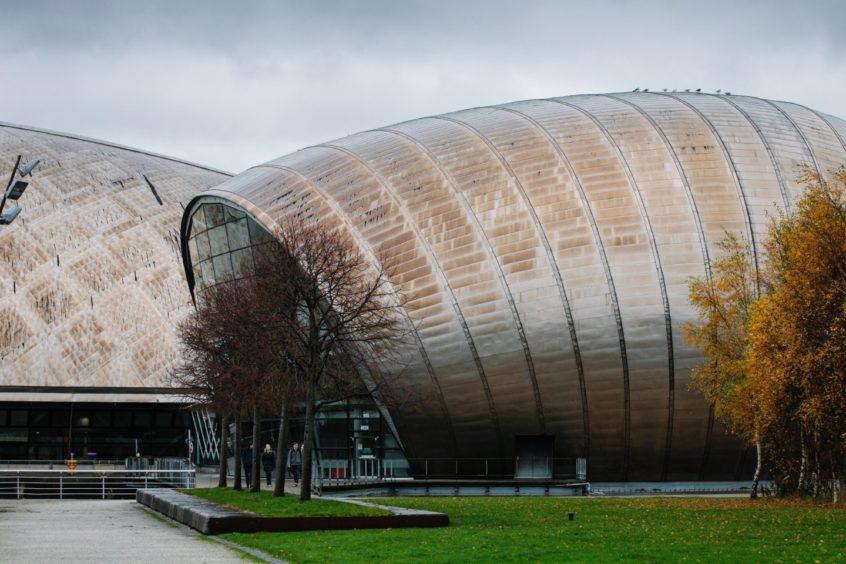 Glasgow's Imax Cinema
