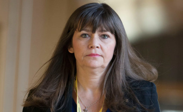 Clare Haughey, Minister for Mental Health