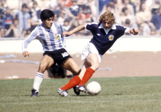 Sir Kenny Dalglish: Maradona survived three or four serious assaults from my team-mates to show just why he was a genius