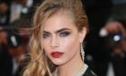 Model Cara Delevingne has led the trend for bigger eyebrows