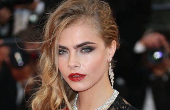 Model Cara Delevingne has led the trend for bigger eyebrows