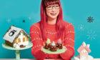 The Great British Bake Off star, Kim-Joy Hewlett.