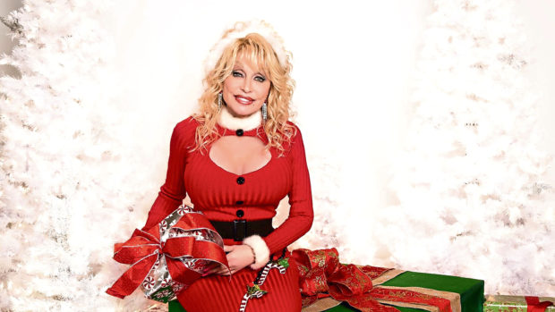 'Tis the season to be Dolly: The country music legend's gifts to fans include a Christmas album, radio show and festive TV special