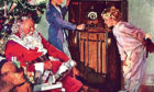 Dickens and the Peter Pan of pop are among the Yuletide highlights on the radio