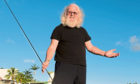 Billy Connolly: Its Been A Pleasure airs on Hogmanay