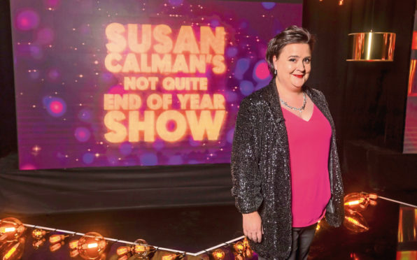 Susan Calman's Not Quite End of Year Show