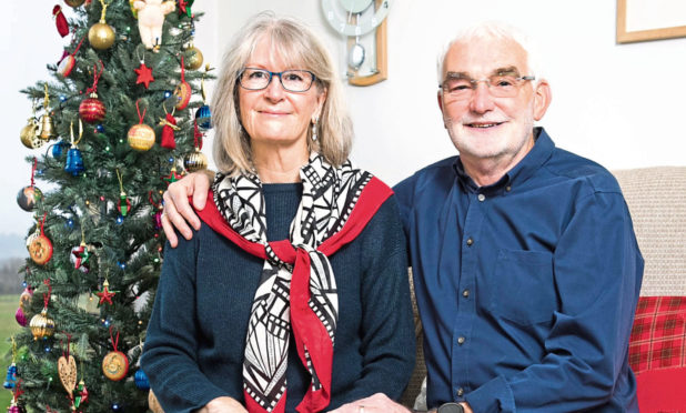 Kate and Chris Donegan, who Raw Deal helped to get a £13.5K refund after their holiday to Alaska was cancelled due to Covid-19.