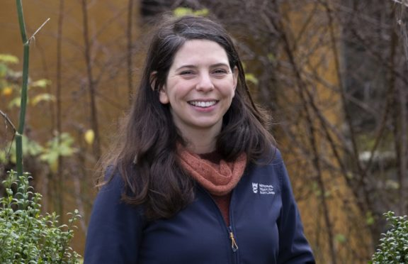 Anna Rathband, Film Manager, National Trust for Scotland