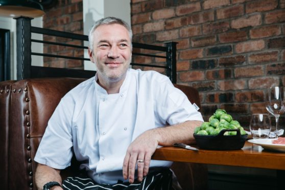 Andrew Napier of The Butchershop Bar & Grill, Glasgow